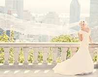 wedding editorial published in CHIC MAGAZINE | Montreal