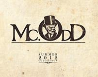 Mc. Odd - indie t-shirt brand ( 2-2012 )