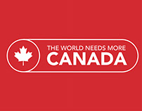 The World Needs More Canada - Infographic