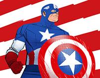 Super-Heroes Revolution