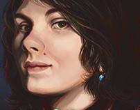 Self Portrait 2017