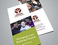 Janus Youth Programs Brochure