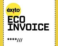 éxito. Eco Invoice