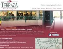 CC Terraza Lomas de la Lagunita | Branding & Website