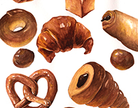 Bread Patterns