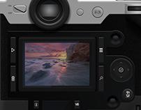 Flagship Mirrorless Camera Project