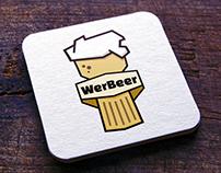 WerBeer - Visual Identity / Craft beer / 2016