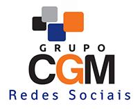 Redes Sociais CGM
