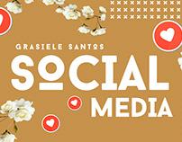 Grasiele Santos | Social Media
