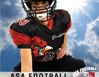 ASA Football Catalog Design