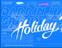 Darrin Haddad Studio Holiday Party 2016