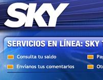 Sky LatAm (Landing Page)