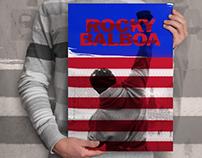 Poster Rocky Balboa, Cartaz, Free, Grátis, Freebie,
