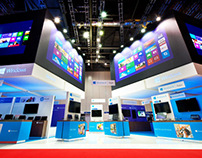 Windows at Gadget Show 2012