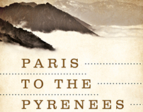 Paris to the Pyrenees Book Jacket