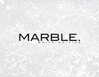 Marble. White Edition
