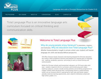 Total Language Plus Website Design