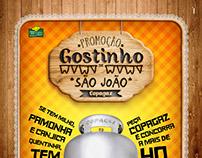 São João - Copagaz