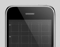 Grid Apps Backgrounds IOS4