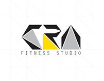 CRA Fitness Studio Identity
