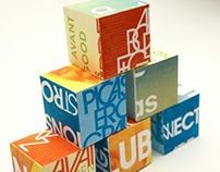 Avant Garde Cubes