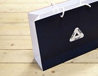 Umbro & Palace Packaging