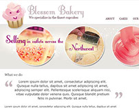 Cake shop concept pitch for local company