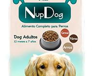 Trabajo Escuela (Packaging Alimento para Mascotas)