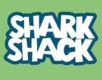 Shark Shack Branding