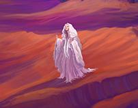 A Pale Wanderer