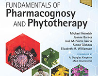 Book Cover Design: Fundamentals of Pharmacognosy