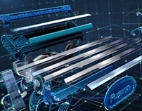 Gillette - Fusion ProGlide Demo