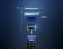 Gillette - Fusion ProGlide Styler