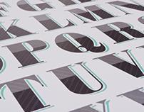 Chromatic Typeface