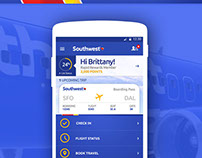 Southwest Airlines App
