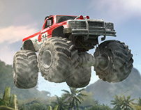 Playstation - MotorStorm