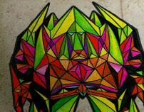 geometric vandalism