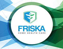 Friska Home Healthcare - Branding