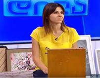 Tiko Sanikidze in Imedi TV channel