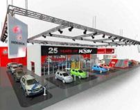 Holden Motorshow Exhibition Stand (concept)