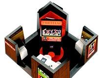 Foxtel Retail Kiosk (concept)