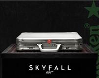 HEINEKEN + SKYFALL  DIGITAL