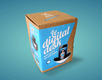 The Digital Desk | Flaq Digital
