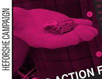 HEFORSHE Campaign Flyer [Havas NA]