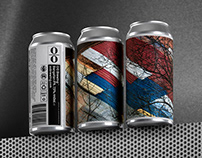 O/O Brewing New Standard Series - Packaging
