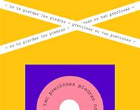 NO TE PIERDAS LAS PIEDRAS / INCOMING /