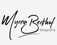 Logo Myrna Berkhof fotografie