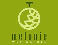 melonie melon logo