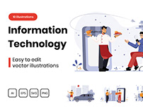 M268_ Technology Illustrations