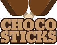 Choco Sticks Logo/Illustrations